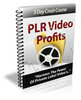 Thumbnail PLR Video Profits