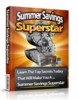 Summer Savings -PLR ebook-