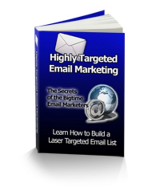 Product picture Higly Targeted Email Marketing