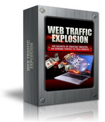 Product picture Web Traffic Explosion