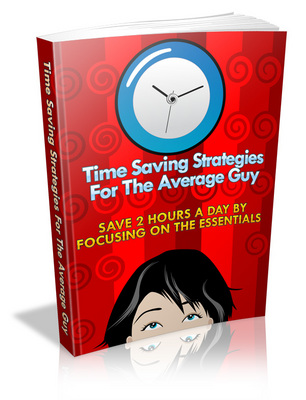 Product picture Time Saving Strategies Average Guy