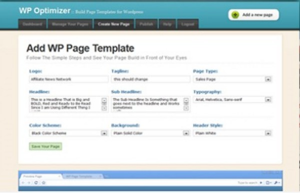 Product picture Wordpress Optimizer