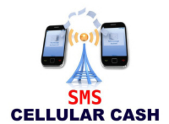 Product picture SMS Cellular Cash
