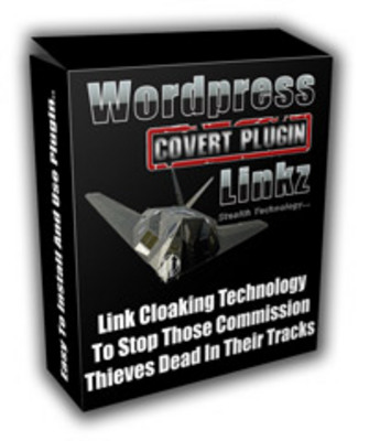 Product picture Wordpress Covert Links
