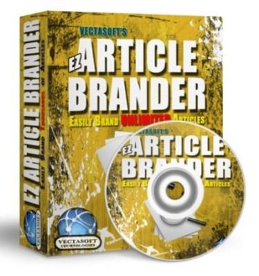 Product picture EZ Article Brander