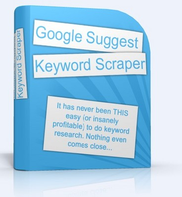 Product picture Google Suggest Keyword Scraper + Bonuses