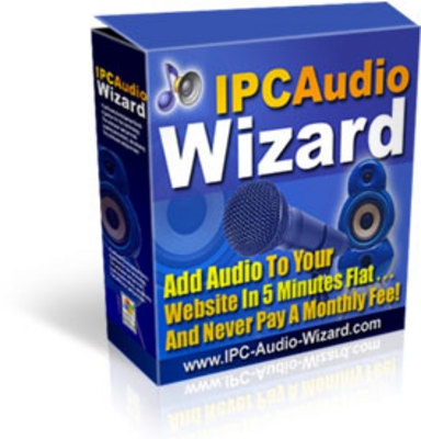 Product picture IPC Audio Wizard