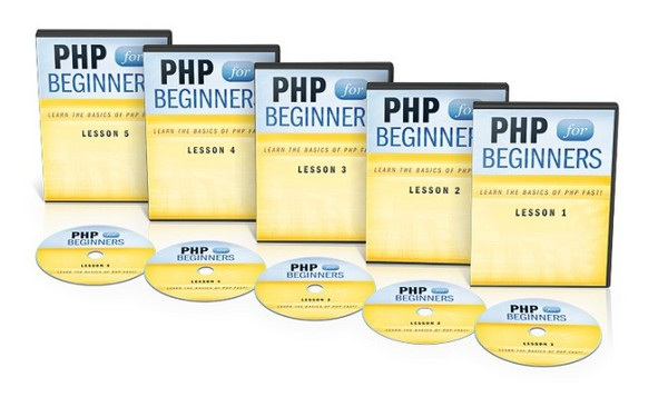 Product picture PHP for Beginners