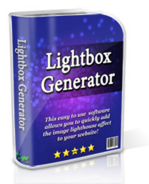 Product picture LightBox Generator