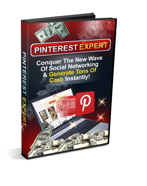 Product picture Pinterest Expert -Video Tutorial-