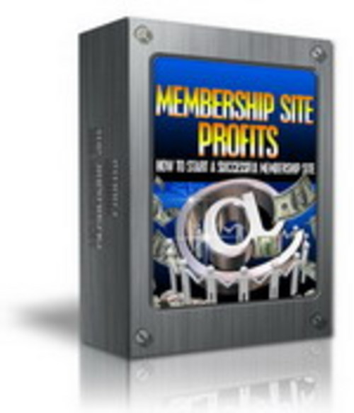 Product picture How to Start a Succesful Membership Site