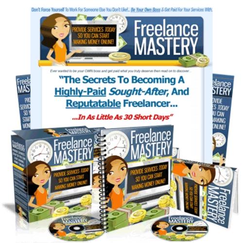 Product picture Freelance Secrets_Video Course_