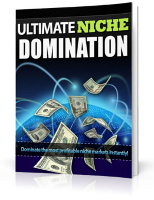 Product picture Ultimate Niche Domination