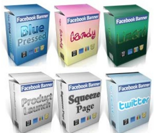 Product picture Amazing FB banners