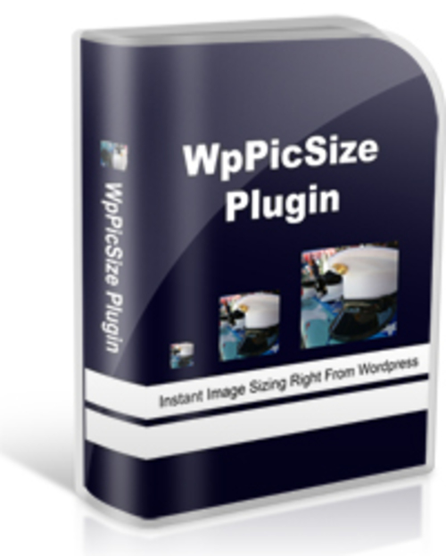 Product picture Wordpress Resizer plugin
