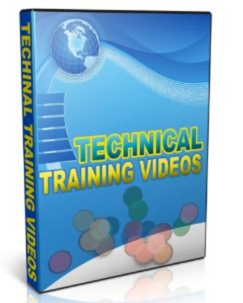 Product picture Technical Training videos V1, V2 ( double pack with MRR)