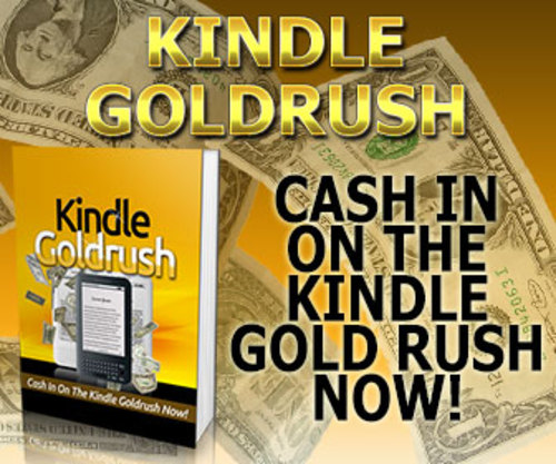 Product picture Kindle pubblishing gold